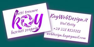Sito web realizzato da KayWebDesign.it